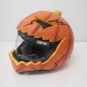 ハロウィンヘルメット